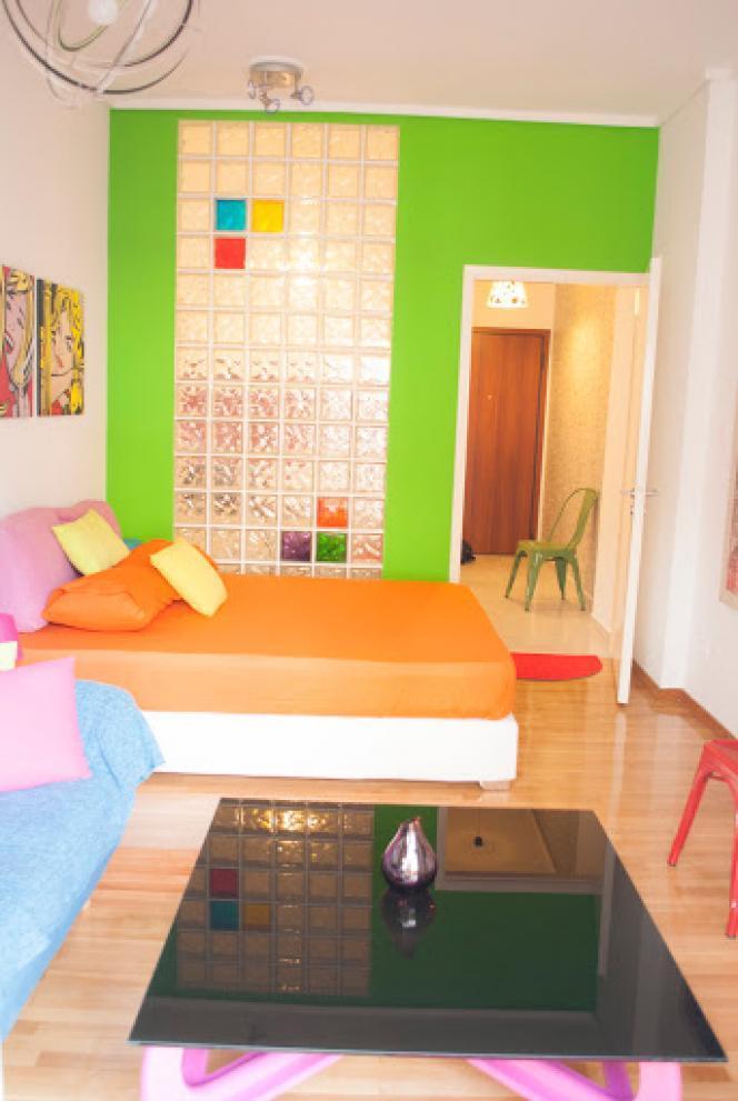 Διαμέρισμα, 35 τμ δωματίου